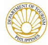 Logo Department of Tourism